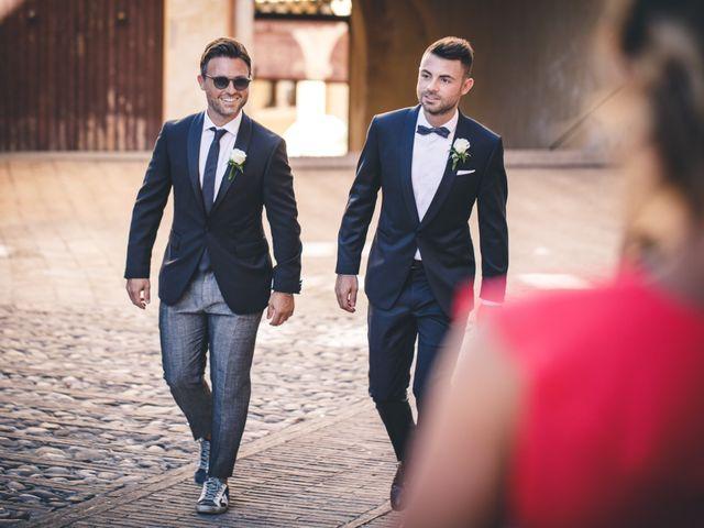 Il matrimonio di Mattia e Vittoria a Serra de' Conti, Ancona 18