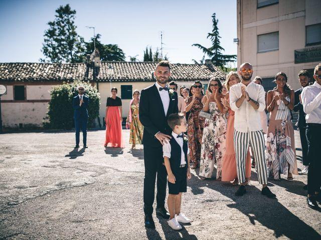 Il matrimonio di Mattia e Vittoria a Serra de' Conti, Ancona 20