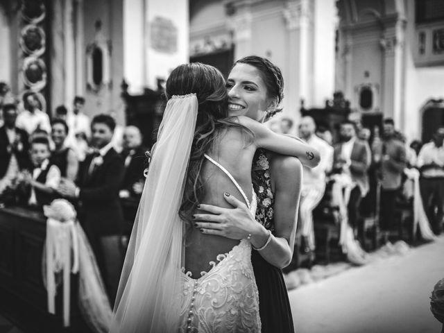 Il matrimonio di Mattia e Vittoria a Serra de' Conti, Ancona 32