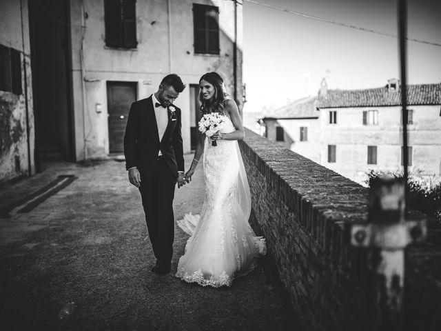 Il matrimonio di Mattia e Vittoria a Serra de' Conti, Ancona 38