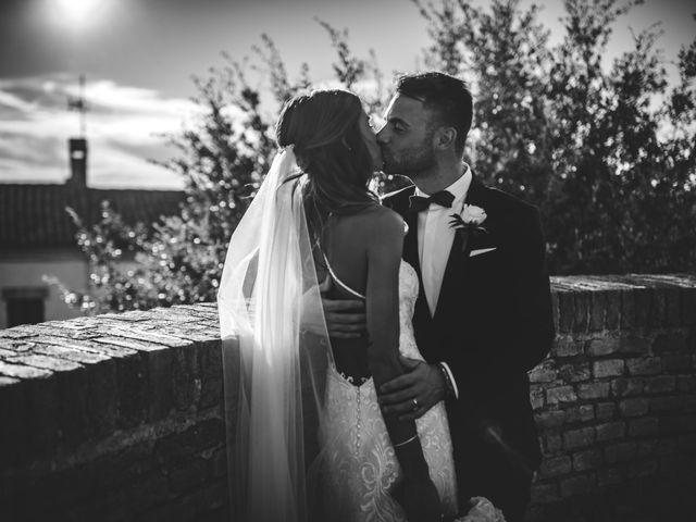 Il matrimonio di Mattia e Vittoria a Serra de' Conti, Ancona 39