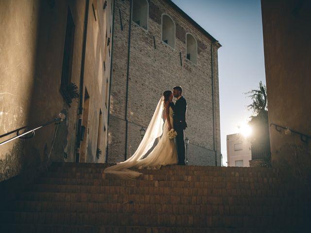 Il matrimonio di Mattia e Vittoria a Serra de' Conti, Ancona 40