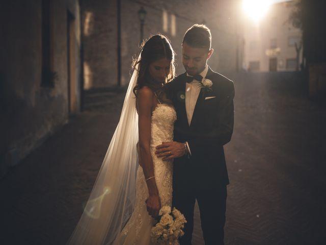 Il matrimonio di Mattia e Vittoria a Serra de' Conti, Ancona 41