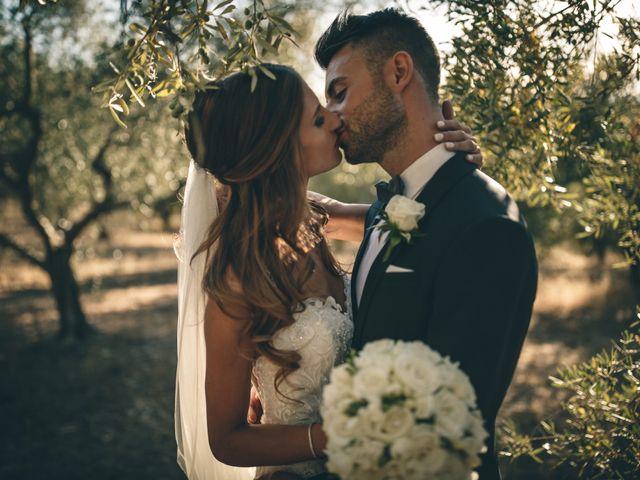 Il matrimonio di Mattia e Vittoria a Serra de' Conti, Ancona 45