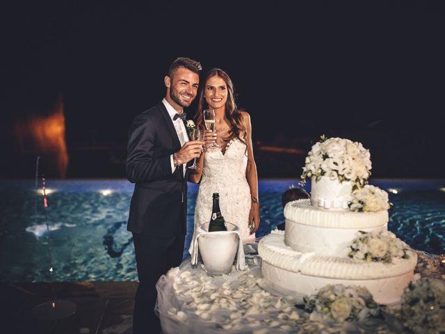Il matrimonio di Mattia e Vittoria a Serra de' Conti, Ancona 52