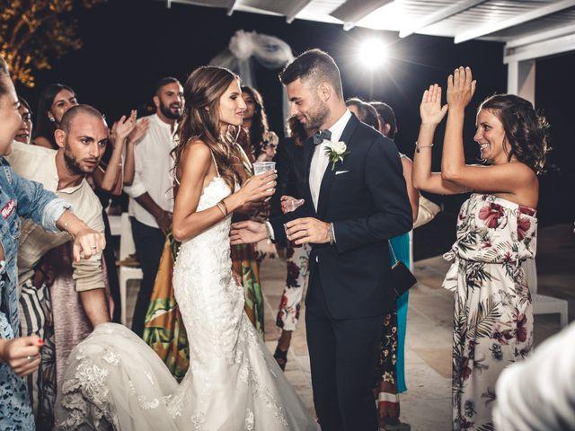 Il matrimonio di Mattia e Vittoria a Serra de' Conti, Ancona 56