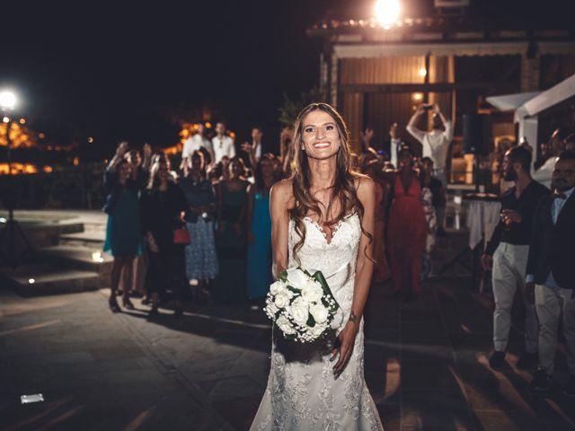 Il matrimonio di Mattia e Vittoria a Serra de' Conti, Ancona 59