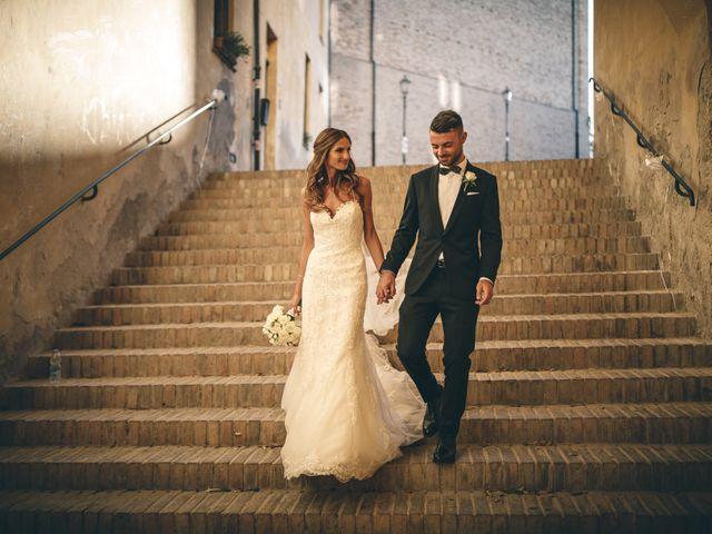 Le nozze di Vittoria e Mattia