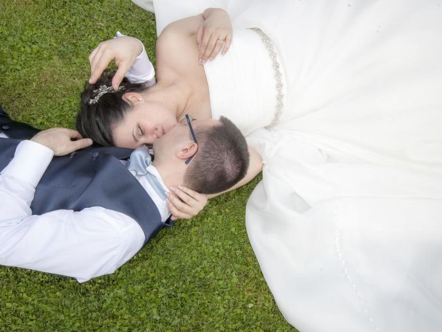 le nozze di Alessandra e Donato