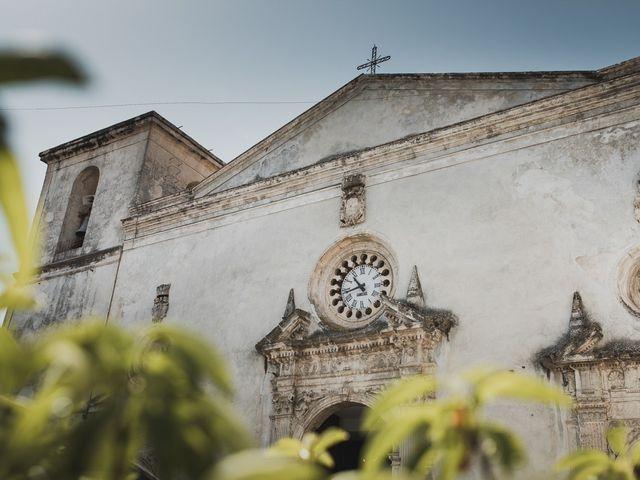 Il matrimonio di Enzo e Felicia a Petilia Policastro, Crotone 17
