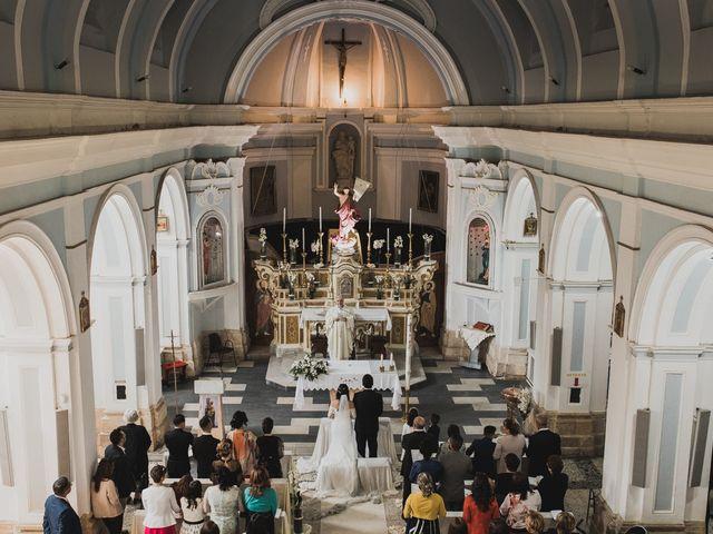 Il matrimonio di Enzo e Felicia a Petilia Policastro, Crotone 20