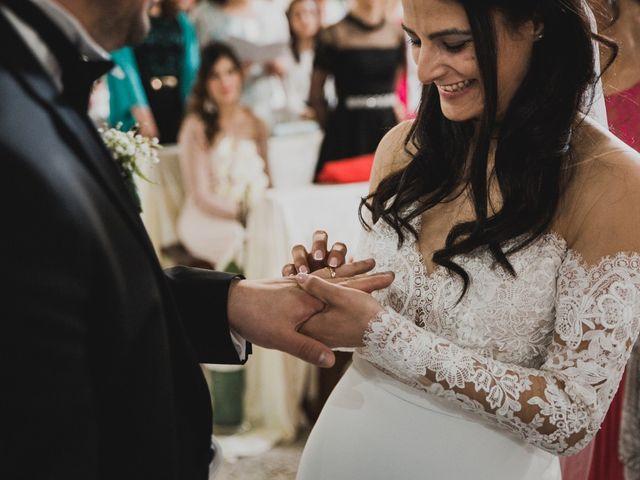 Il matrimonio di Enzo e Felicia a Petilia Policastro, Crotone 23