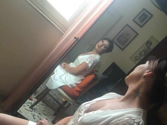Il matrimonio di leandra  e stefano  a Altavilla Milicia, Palermo 5