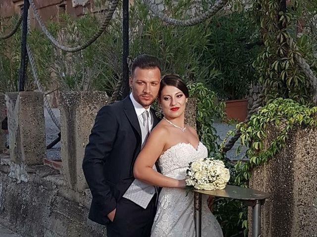 Il matrimonio di leandra  e stefano  a Altavilla Milicia, Palermo 7