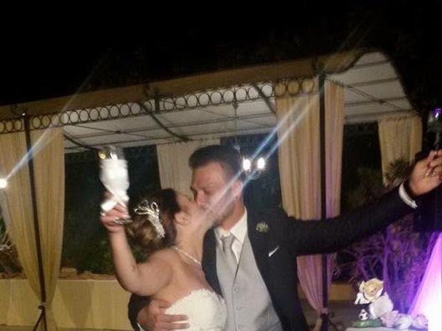 Il matrimonio di leandra  e stefano  a Altavilla Milicia, Palermo 8