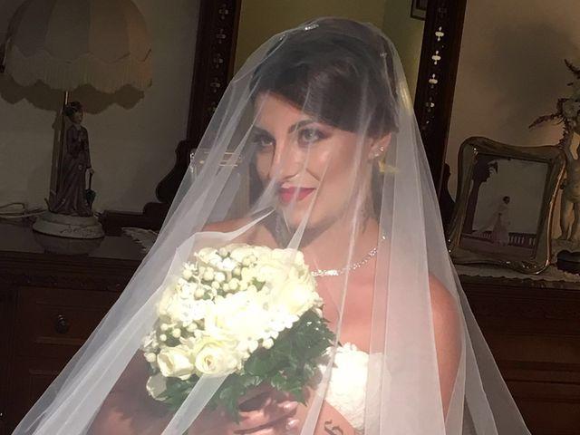 Il matrimonio di leandra  e stefano  a Altavilla Milicia, Palermo 11