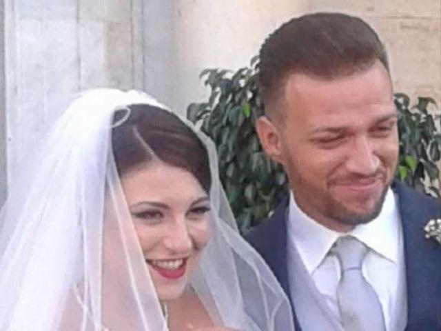 Il matrimonio di leandra  e stefano  a Altavilla Milicia, Palermo 12