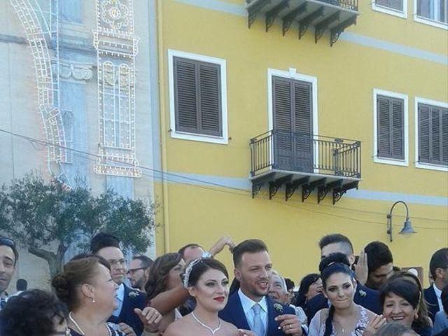 Il matrimonio di leandra  e stefano  a Altavilla Milicia, Palermo 13