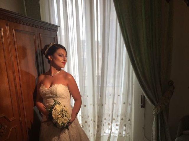 Il matrimonio di leandra  e stefano  a Altavilla Milicia, Palermo 14