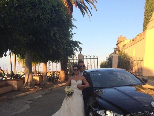 Il matrimonio di leandra  e stefano  a Altavilla Milicia, Palermo 1