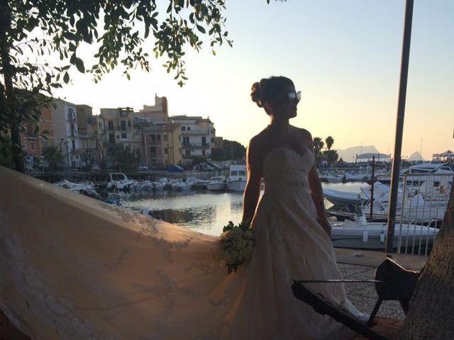 Il matrimonio di leandra  e stefano  a Altavilla Milicia, Palermo 15