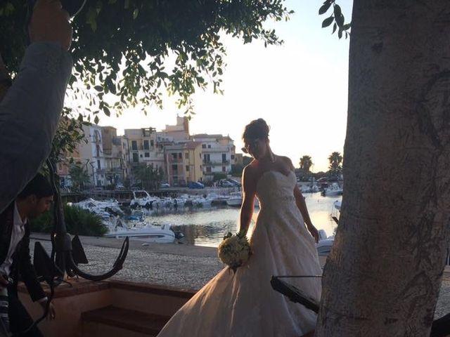 Il matrimonio di leandra  e stefano  a Altavilla Milicia, Palermo 16