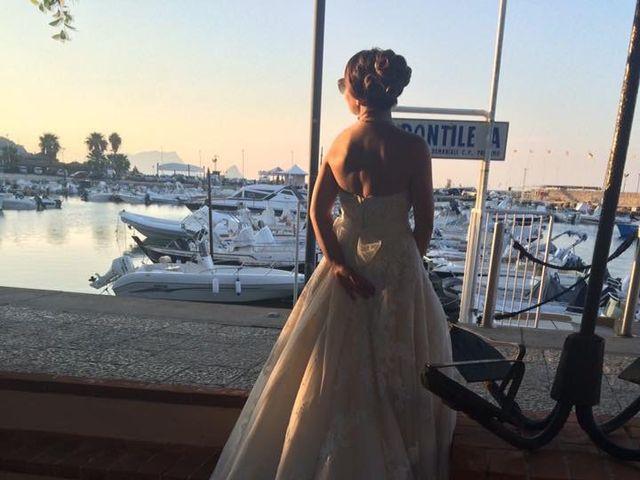 Il matrimonio di leandra  e stefano  a Altavilla Milicia, Palermo 17