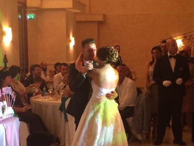 Il matrimonio di leandra  e stefano  a Altavilla Milicia, Palermo 18