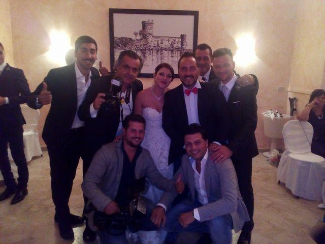 Il matrimonio di leandra  e stefano  a Altavilla Milicia, Palermo 19
