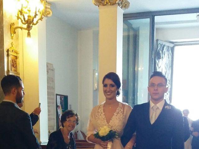 Il matrimonio di leandra  e stefano  a Altavilla Milicia, Palermo 21