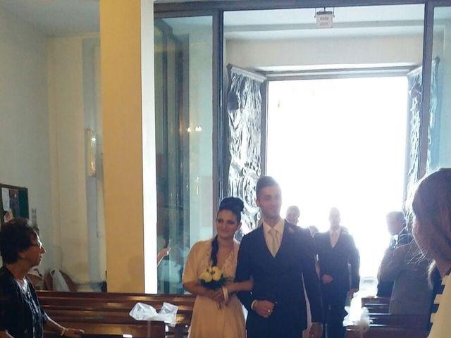 Il matrimonio di leandra  e stefano  a Altavilla Milicia, Palermo 22
