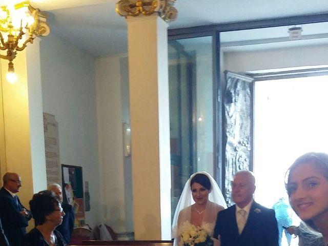 Il matrimonio di leandra  e stefano  a Altavilla Milicia, Palermo 25