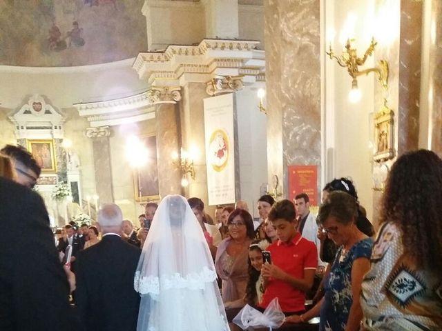 Il matrimonio di leandra  e stefano  a Altavilla Milicia, Palermo 28