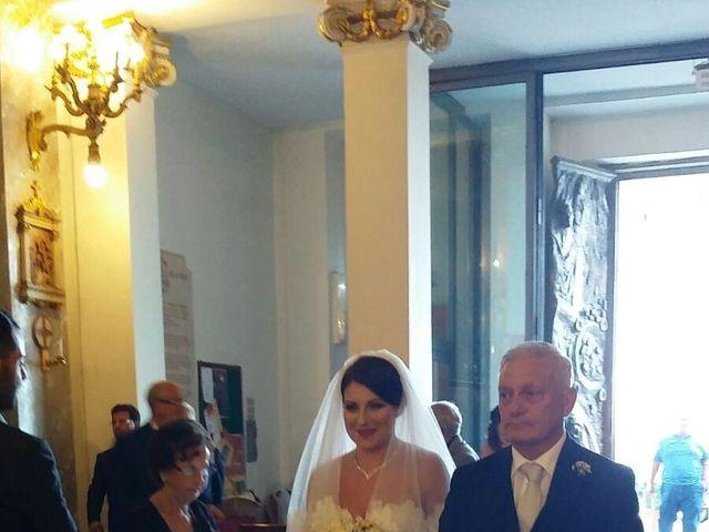 Il matrimonio di leandra  e stefano  a Altavilla Milicia, Palermo 30