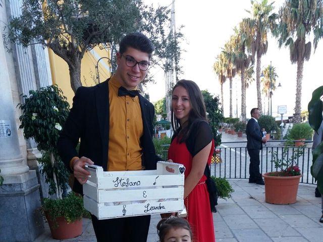 Il matrimonio di leandra  e stefano  a Altavilla Milicia, Palermo 31