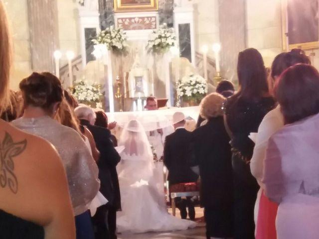 Il matrimonio di leandra  e stefano  a Altavilla Milicia, Palermo 32