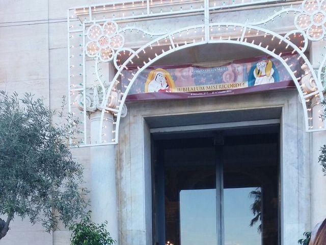 Il matrimonio di leandra  e stefano  a Altavilla Milicia, Palermo 33