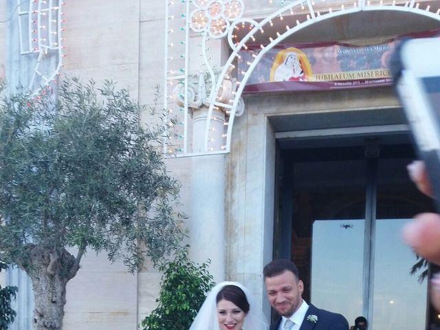 Il matrimonio di leandra  e stefano  a Altavilla Milicia, Palermo 35
