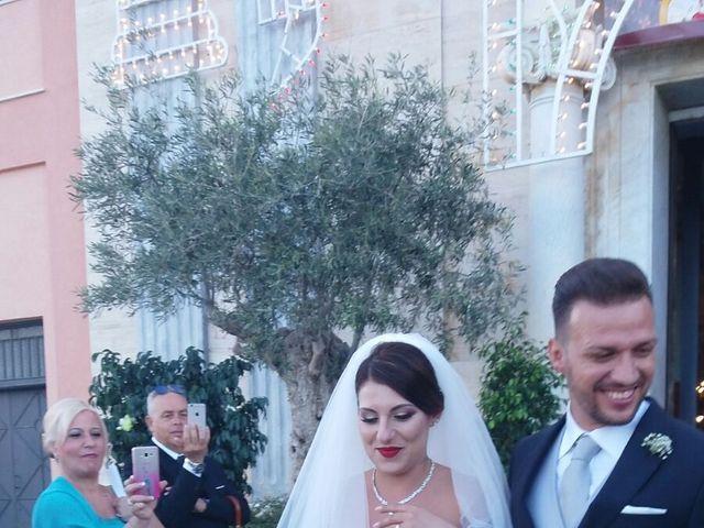Il matrimonio di leandra  e stefano  a Altavilla Milicia, Palermo 36