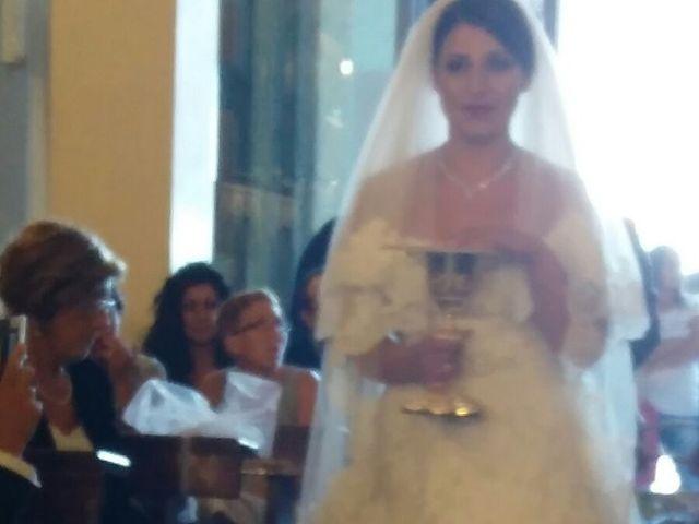 Il matrimonio di leandra  e stefano  a Altavilla Milicia, Palermo 37