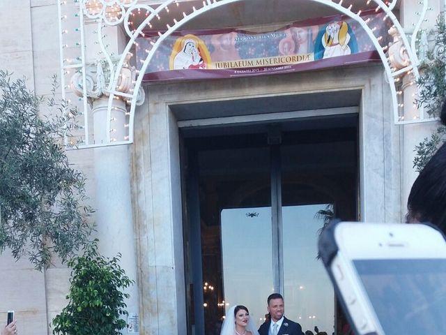 Il matrimonio di leandra  e stefano  a Altavilla Milicia, Palermo 38