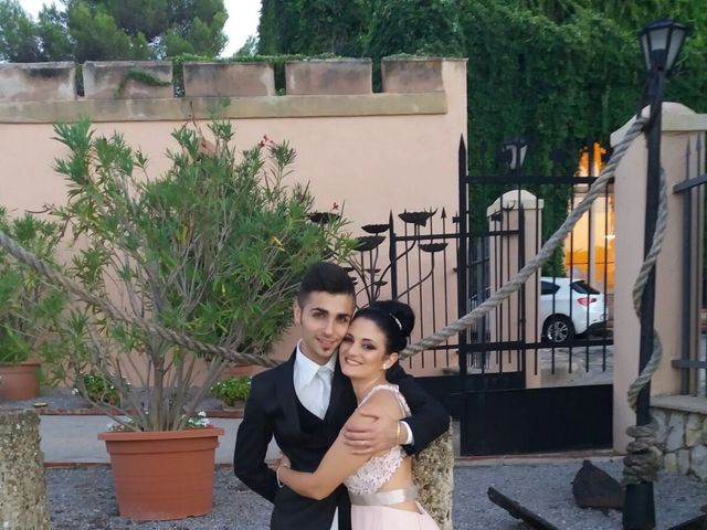 Il matrimonio di leandra  e stefano  a Altavilla Milicia, Palermo 39