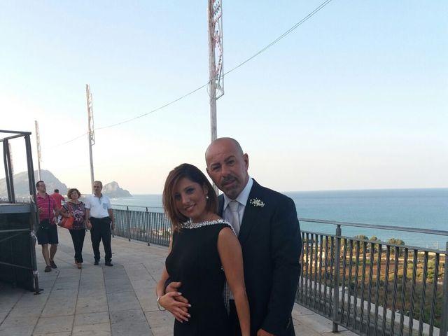 Il matrimonio di leandra  e stefano  a Altavilla Milicia, Palermo 41