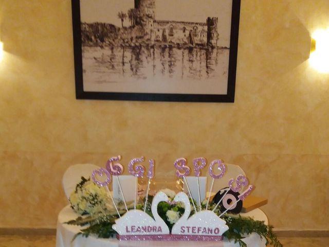 Il matrimonio di leandra  e stefano  a Altavilla Milicia, Palermo 43