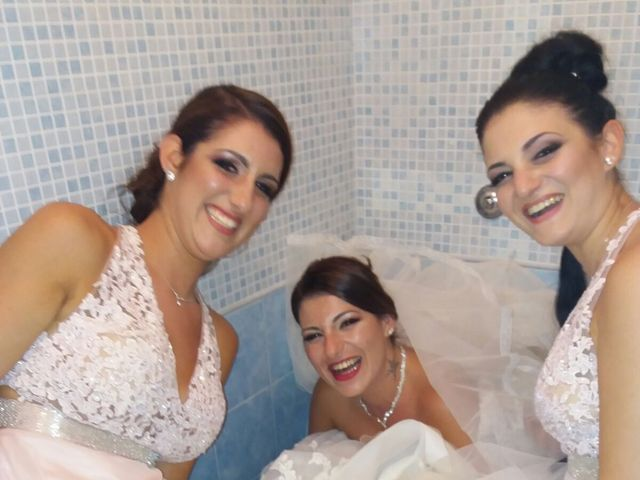 Il matrimonio di leandra  e stefano  a Altavilla Milicia, Palermo 51