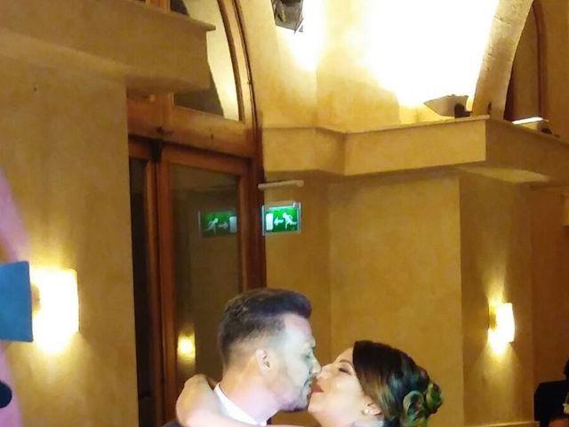 Il matrimonio di leandra  e stefano  a Altavilla Milicia, Palermo 52