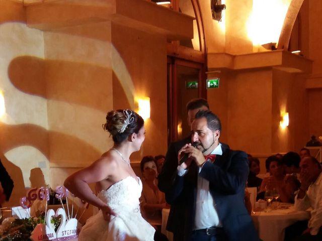 Il matrimonio di leandra  e stefano  a Altavilla Milicia, Palermo 53