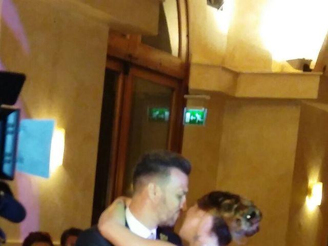 Il matrimonio di leandra  e stefano  a Altavilla Milicia, Palermo 54