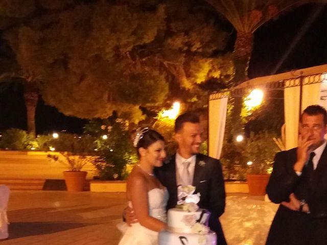 Il matrimonio di leandra  e stefano  a Altavilla Milicia, Palermo 57