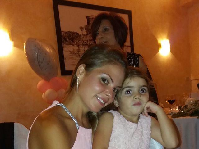Il matrimonio di leandra  e stefano  a Altavilla Milicia, Palermo 60